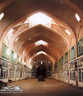The Bazaar of Tabriz  5