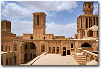 Iran Historical Wind Towers