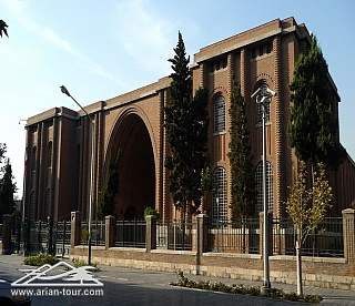 The National Museum of Iran 3